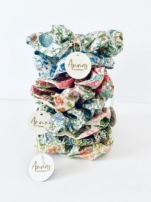 Liberty Scrunchies-Anna's Of Australia-Bristle by Melissa Simmonds