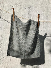 Load image into Gallery viewer, Stella Knitted Linen Facecloth