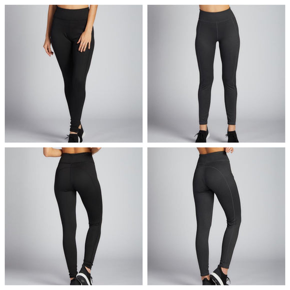 Reversible Athleisure Leggings
