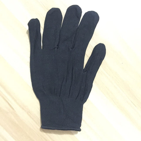 High Quality Heat Resistant Glove for Hair Curler Straighteners