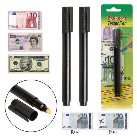 Instant Verification with this Counterfeit Marker & Tester Pen