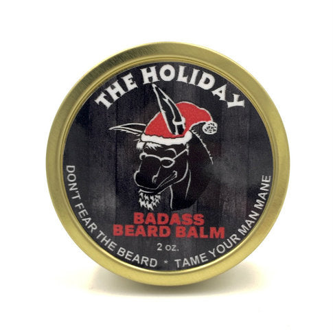 Holiday Beard Balm
