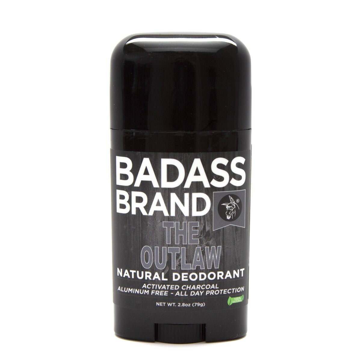 The Outlaw Badass Deodorant Stick