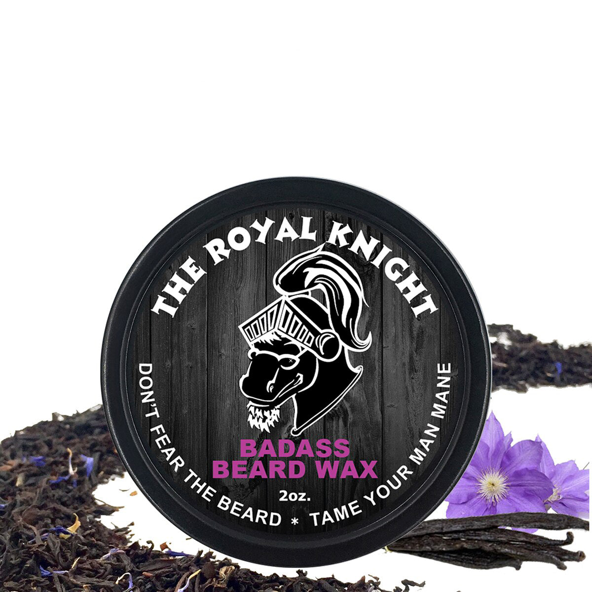 Badass Beard Wax - The Royal Knight