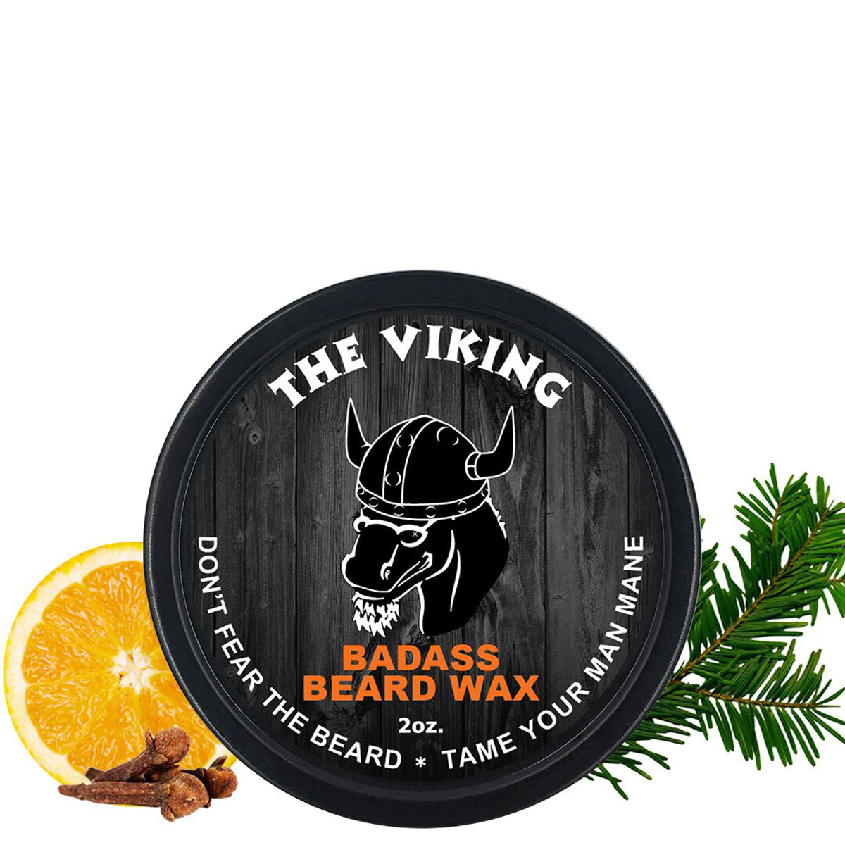 Badass Beard Wax - The Viking