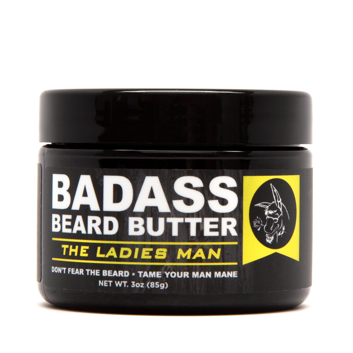 beard butter, badass beard care, the ladies man