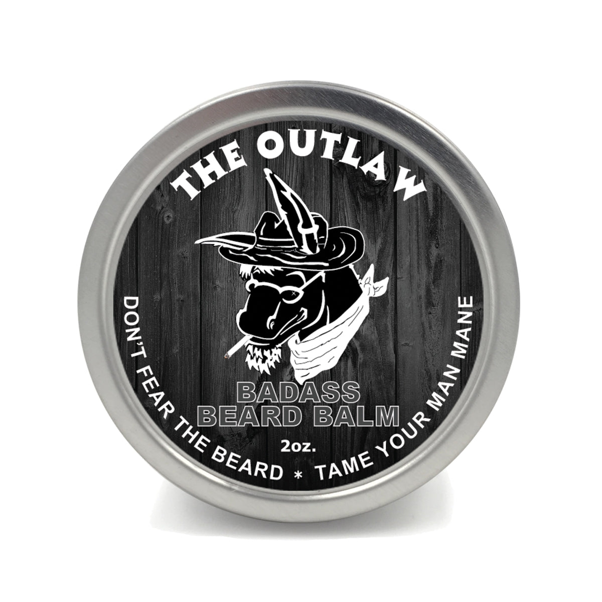The Outlaw Badass Beard Balm