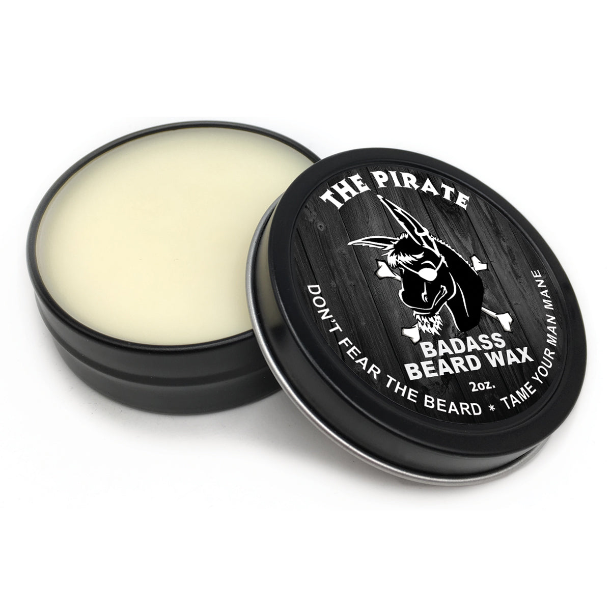 Badass Beard Wax - The Pirate