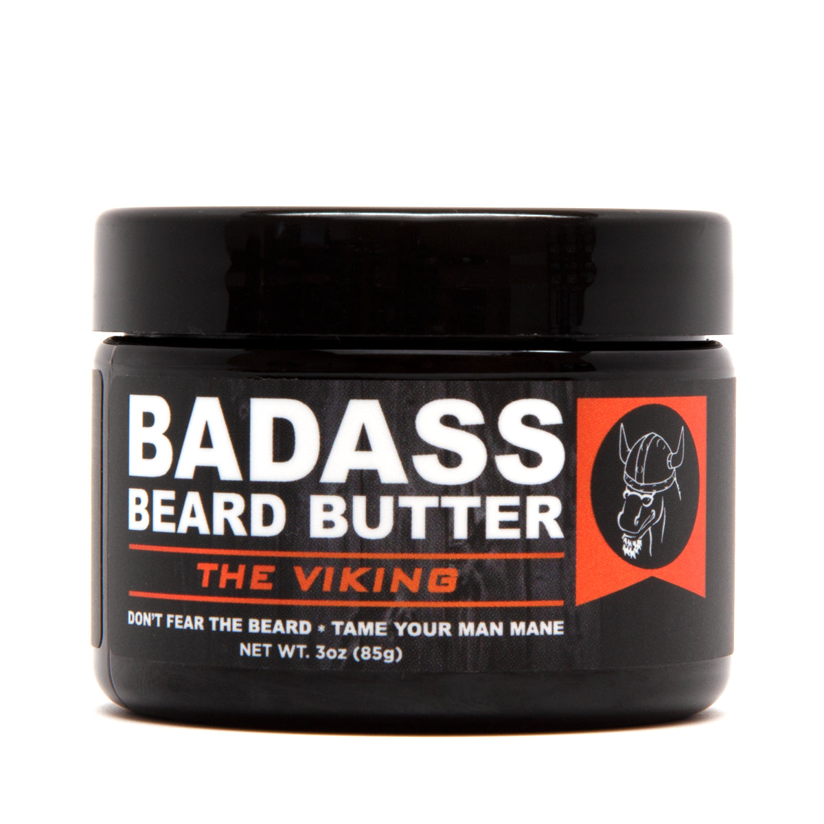 beard butter, badass beard care, the viking