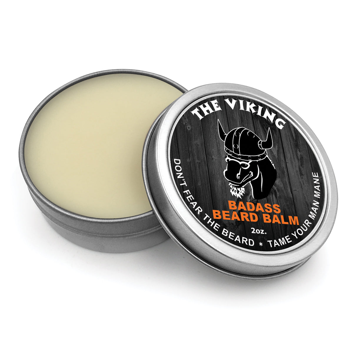 The Viking Badass Beard Balm