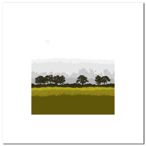 The Meadows - Green - Large