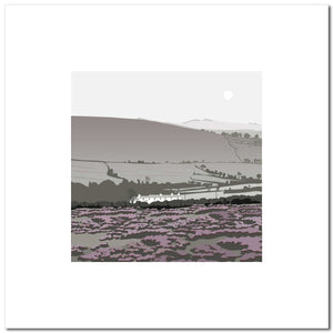 Moors Cottage - Grey - Large