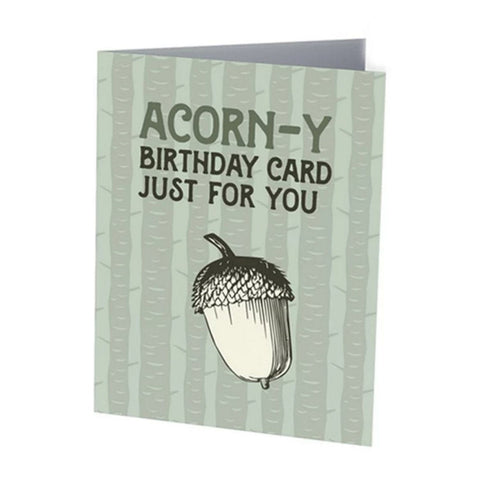 A-CORNY BIRTHDAY CARD  |  Funny Birthday Card