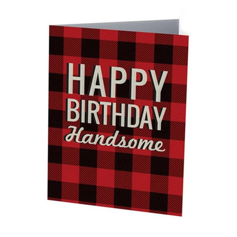 HBD HANDSOME  |  Birthday Card