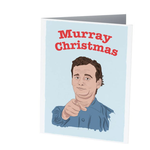 MURRAY CHRISTMAS |  Funny Christmas card