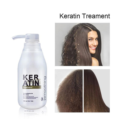 Brazilian Keratin Hair Treatment