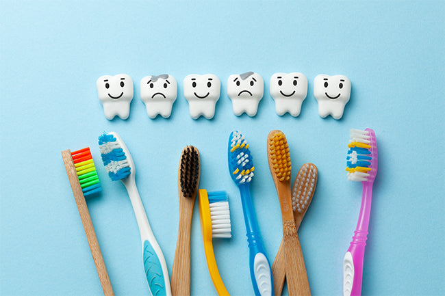 WHAT'S SO BAD ABOUT REGULAR TOOTHPASTE?