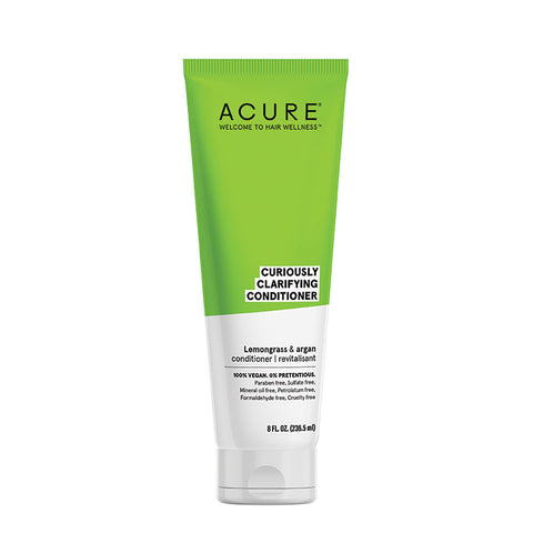 Acure Curiously Clarifying Conditioner - 236ml
