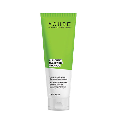 Acure Curiously Clarifying Shampoo - 236ml