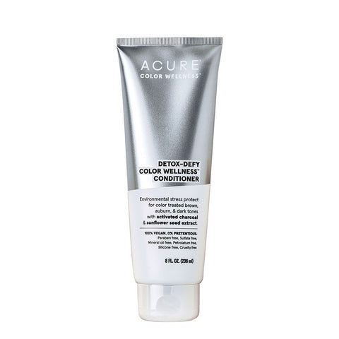 Acure Detox-Defy Colour Wellness Conditioner - 236ml