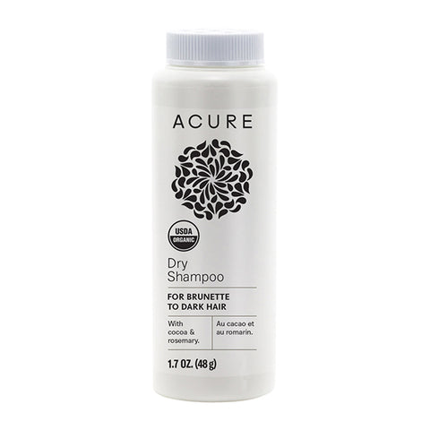 Acure Dry Shampoo (Brunette to dark) - 58g