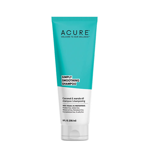 Acure Simply Smoothing Shampoo - 236ml