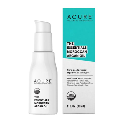 Acure The Essentials Moroccan Argan Oil - 30ml