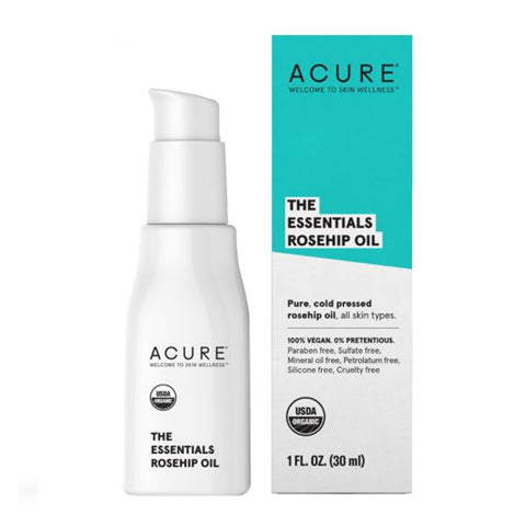 Acure The Essentials Rosehip Oil - 30ml