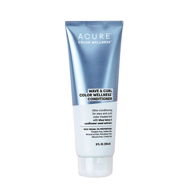 Acure Wave & Curl Colour Wellness Conditioner - 236ml