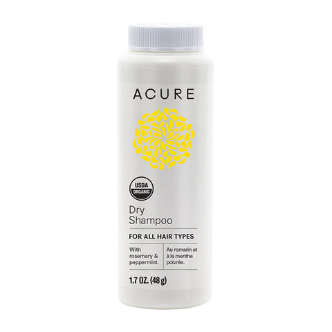 Acure Dry Shampoo All Hair Types - 48g
