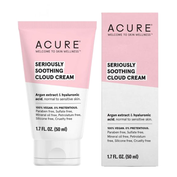 Acure Seriously Soothing Cloud Cream - 50ml