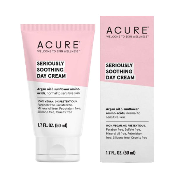 Acure Seriously Soothing Day Cream - 50ml