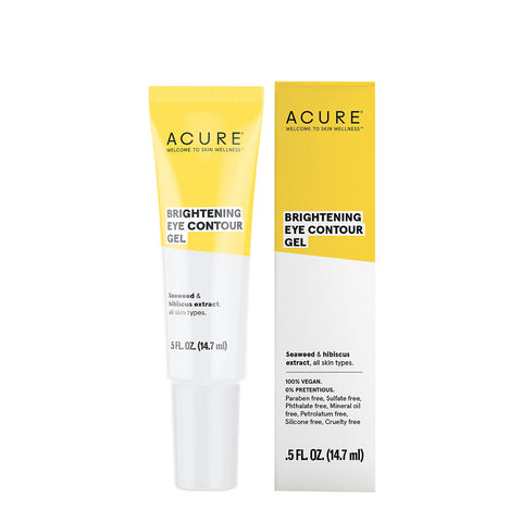 Acure Brightening Eye Contour Gel - 14.7ml