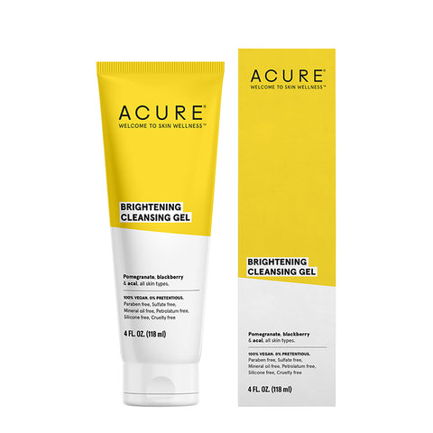 Acure Brightening Cleansing Gel - 118ml