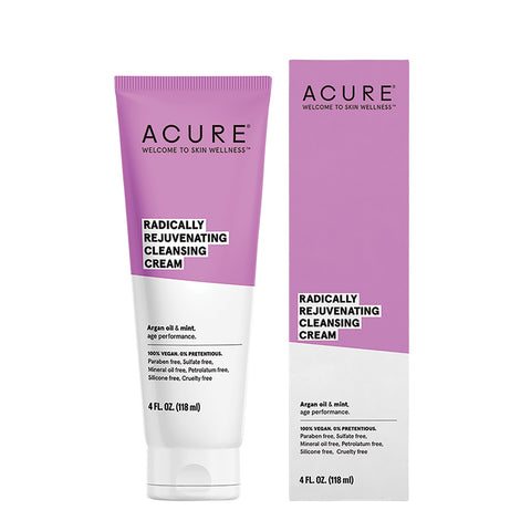 Acure Radically Rejuvenating Cleansing Cream - 118ml