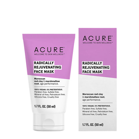 Acure Radically Rejuvenating Face Mask - 50ml