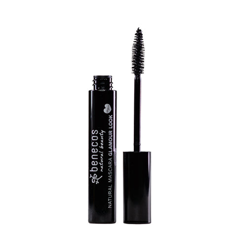 Benecos Mascara Glamour Look Vegan Ultimate Black - 8ml