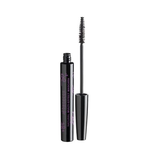Benecos Multi Effect Mascara Just Black - 8ml