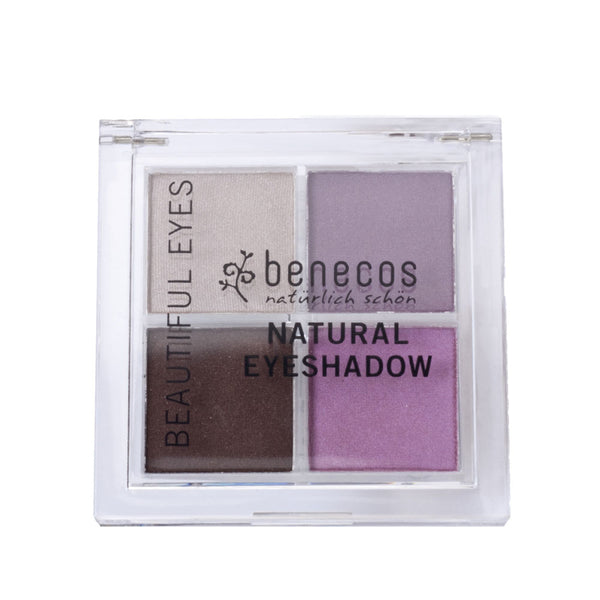 Benecos Natural Quattro Eyeshadow - Beautiful Eyes 8g