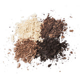 Benecos Natural Quattro Eyeshadow - Coffee & Cream 8g