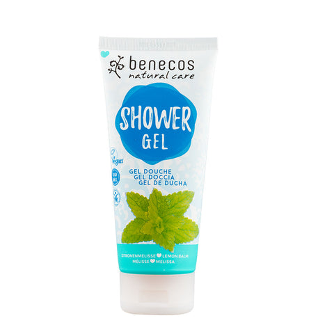 Benecos Natural Shower Gel Lemon Balm - 200ml