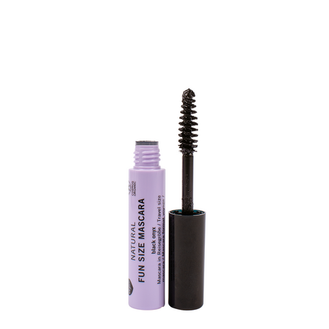Benecos Natural Fun Size Mascara - Black Onyx - 2.5ml