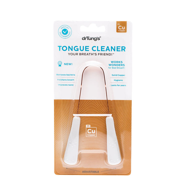 Dr Tung's - Copper Tongue Cleaner