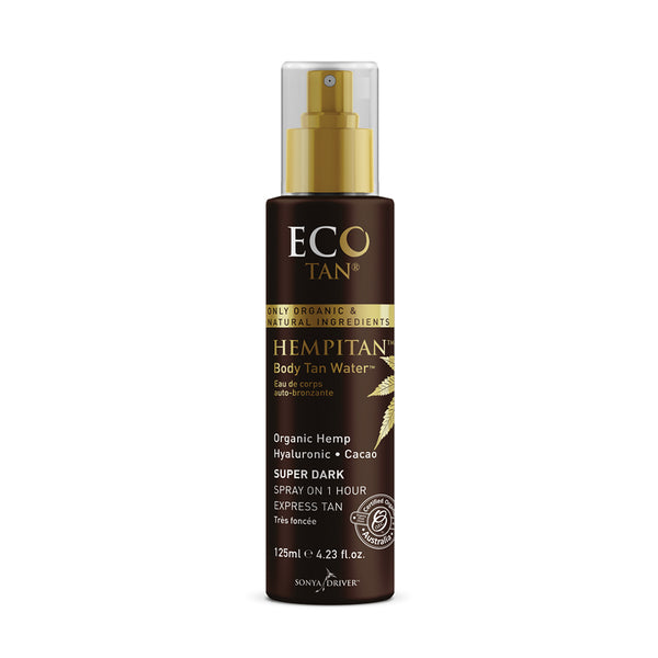 Eco Tan Hempitan Body Tan Water - 125ml