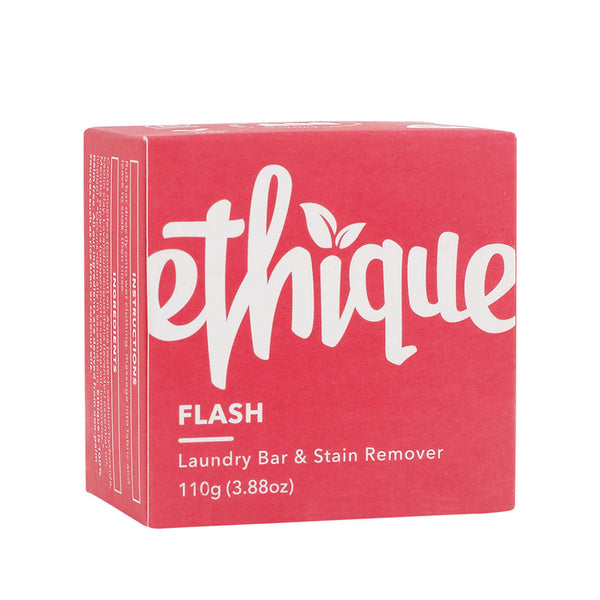 Ethique Flash Laundry Bar & Stain Remover - 110g