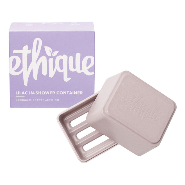Ethique In-Shower Container - Lilac