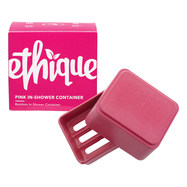 Ethique In-Shower Container - Pink