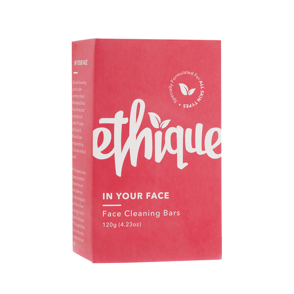 Ethique Solid Face Cleanser Bar In Your Face - 120g