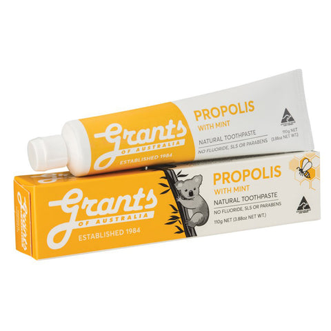 Grants of Australia Propolis Toothpaste - 110g
