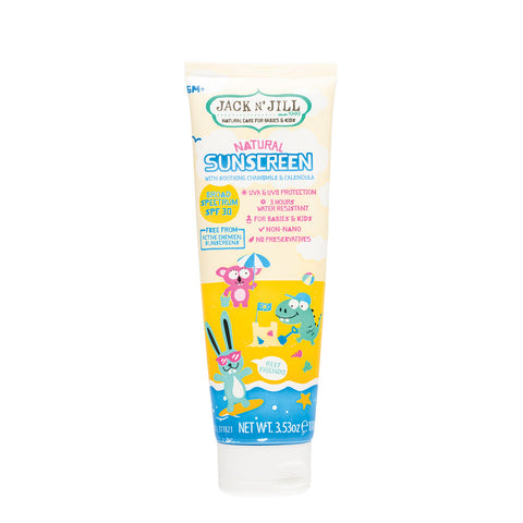 Jack N' Jill Kids Natural Sunscreen - 100g